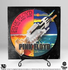 Pink Floyd 3D Vinyl Soška Wish You Were Here 30 cm