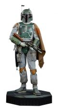 Star Wars Legendary Scale Soška 1/2 Boba Fett 104 cm