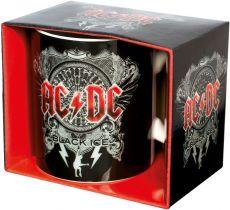 AC/DC Hrnek Black Ice