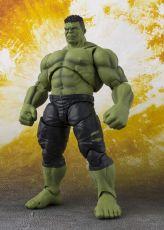Avengers Infinity War S.H. Figuarts Akční Figure Hulk 21 cm