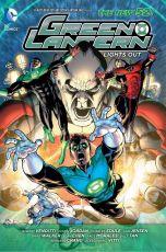 DC Comics Comic Book Green Lantern Lights Out (The New 52) by Robert Venditti Anglická
