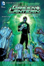 DC Comics Comic Book Green Lantern Vol. 4 Dark Days by Robert Venditti Anglická