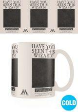 Harry Potter Heat Měnící Hrnek Wanted Sirius Black