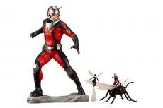 Marvel Comics Avengers Series ARTFX+ PVC Soška 1/10 Astonishing Ant-Man & Wasp 19 cm