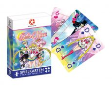 Sailor Moon Number 1 Playing Karty Německá Packaging*