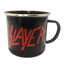 Slayer Enamel Hrnek Logo