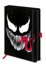 Venom Premium Poznámkový Blok A5 Face