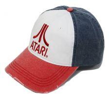 Atari Baseballová Kšiltovka Red Logo
