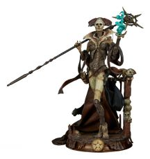 Court of the Dead PVC Soška Xiall - Osteomancers Vision 33 cm