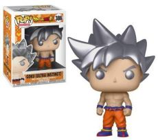 Dragonball Super POP! Animation Vinyl Figure Goku (Ultra Instinct) 9 cm