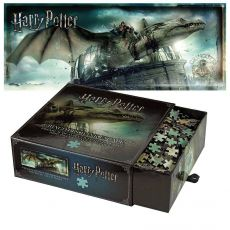Harry Potter Jigsaw Puzzle Gringotts Pokladnička Escape