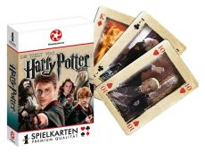 Harry Potter Number 1 Playing Karty Německá Packaging*