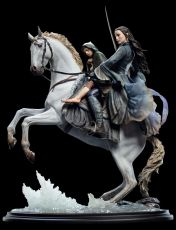 Lord of the Rings Soška 1/6 Arwen & Frodo on Asfaloth 40 cm