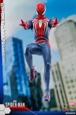 Marvel's Spider-Man Videogame Masterpiece Akční Figure 1/6 Spider-Man Advanced Suit 30 cm