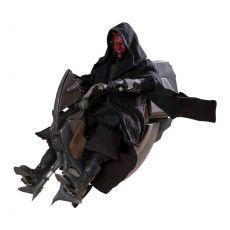 Star Wars Episode I DX Series Akční Figure 1/6 Darth Maul & Sith Speeder 29 cm