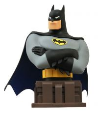 Batman The Animated Series Bysta Batman 15 cm