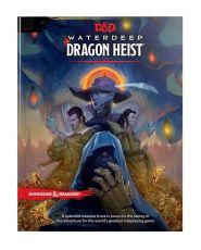Dungeons & Dragons RPG Adventure Waterdeep: Dragon Heist Anglická
