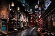 Harry Potter Plakát Pack Diagon Alley 61 x 91 cm (5)