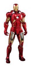 Marvel's The Avengers Kov. Movie Masterpiece Akční Figure 1/6 Iron Man Mark VII 32 cm
