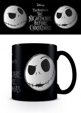 Nightmare Before Christmas Foil Hrnek Jack Face