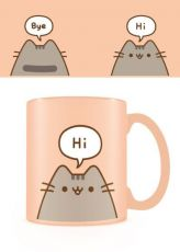 Pusheen Hrnek Hello Goodbye