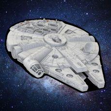 Star Wars Picnic Kobereček Millennium Falcon