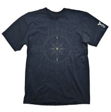 Destiny 2 Tričko Forsaken Velikost XXL