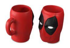 Marvel 3D Shaped Hrnek Deadpool