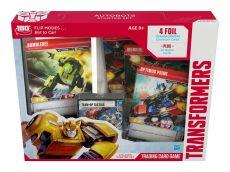 Transformers TCG Autobots Starter Set Display (6) Anglická