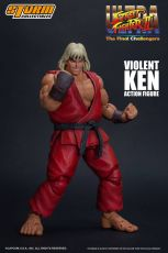 Ultra Street Fighter II: The Final Challengers Akční Figure 1/12 Violent Ken 15 cm