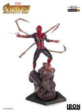 Avengers Infinity War BDS Art Scale Soška 1/10 Iron Spider-Man 26 cm
