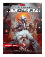 Dungeons & Dragons RPG Adventure Waterdeep: Dungeon of the Mad Mage Anglická