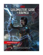 Dungeons & Dragons RPG Guildmasters' Guide to Ravnica Anglická