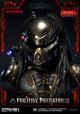 Predator 2018 Bysta 1/1 Fugitive Predator Deluxe Ver. 76 cm