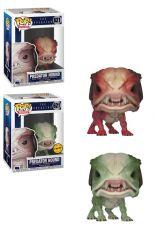The Predator POP! Movies vinylová Figures Predator Hound 9 cm Sada (6)