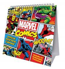 Marvel Desk Easel Kalendář 2019 English Verze
