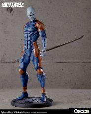 Metal Gear Solid PVC Soška 1/6 Cyborg Ninja 30 cm