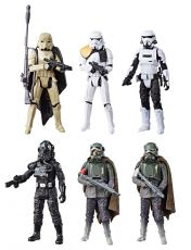 Star Wars Solo Force Link 2.0 Akční Figure 6-Pack 2018 Exclusive 10 cm