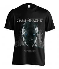 Game of Thrones Tričko Walker Rising Velikost M