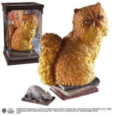 Harry Potter Magical Creatures Soška Crookshanks 13 cm