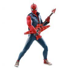 Marvel's Spider-Man Video Game Masterpiece Akční Figure 1/6 Spider-Punk 30 cm