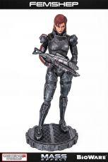 Mass Effect Soška 1/4 Femshep 51 cm