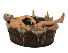The Witcher 3 Wild Hunt Soška Geralt in the Bath 9 cm