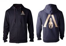 Assassins Creed Odyssey Hoodie Spartan Velikost M