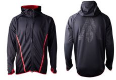 Assassins Creed Odyssey Hoodie Technical Hexagon Velikost S