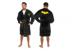 DC Comics Fleece Župan Batman Velikost L