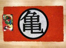Dragon Ball Rohožka Turtle Gym 43 x 72 cm