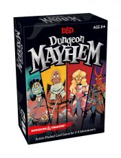 Dungeons & Dragons Card Game Dungeon Mayhem Anglická