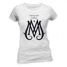 Fantastic Beasts 2 Dámské Tričko Ministry of Magic Logo Velikost M