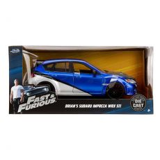 Fast & Furious Kov. Model 1/24 Brian's Subaru Impreza STi